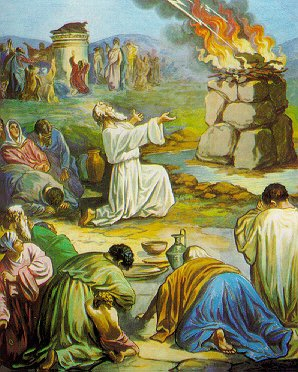 Resultado de imagen para EVANGÉLICOS ADORADORES DE BAAL
